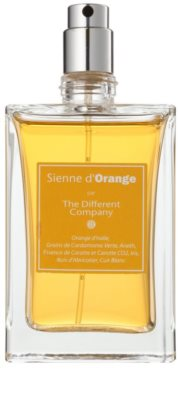 The Different Company Sienne d´Orange woda toaletowa tester unisex