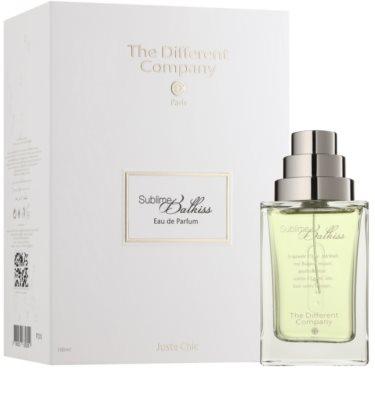 The Different Company Sublime Balkiss woda perfumowana dla kobiet  napełnialny 1