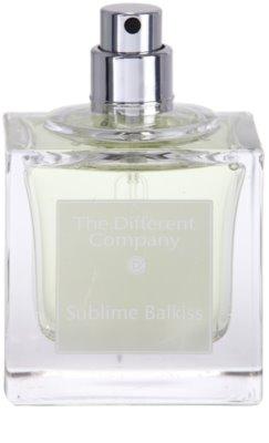 The Different Company Sublime Balkiss woda perfumowana tester dla kobiet