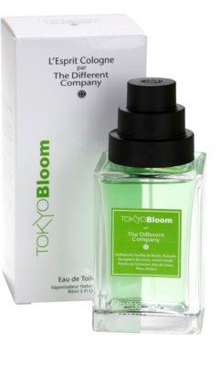 The Different Company Tokyo Bloom Eau de Toilette unisex  Nachfüllbar 1