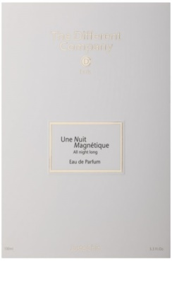 The Different Company Une Nuit Magnetique Eau de Parfum unissexo  recarregável 5