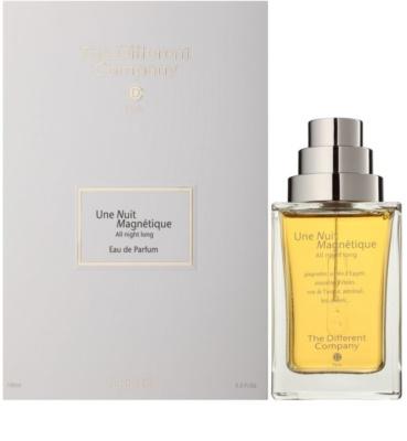 The Different Company Une Nuit Magnetique Eau de Parfum unisex  Nachfüllbar