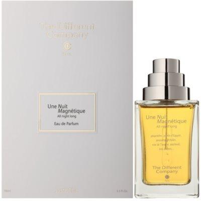 The Different Company Une Nuit Magnetique eau de parfum unisex  utántölthető
