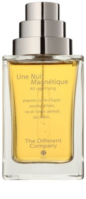 The Different Company Une Nuit Magnetique Eau de Parfum unissexo  recarregável 2