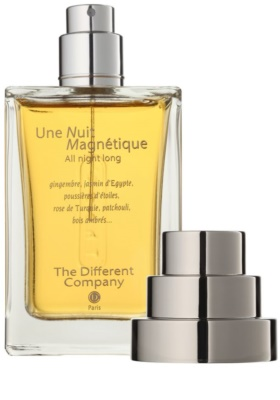 The Different Company Une Nuit Magnetique Eau de Parfum unissexo  recarregável 3