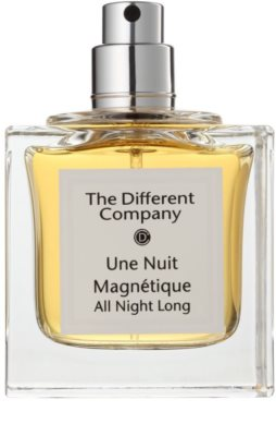 The Different Company Une Nuit Magnetique parfémovaná voda tester unisex