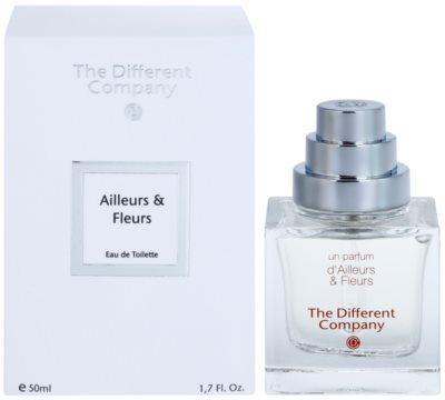 The Different Company Un Parfum d´Ailleurs et Fleurs Eau de Toilette para mulheres