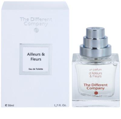The Different Company Un Parfum d´Ailleurs et Fleurs toaletní voda pro ženy