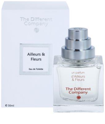 The Different Company Un Parfum d´Ailleurs et Fleurs Eau de Toilette para mulheres 1