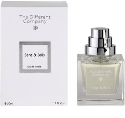 The Different Company Sens & Bois Eau de Toilette für Damen
