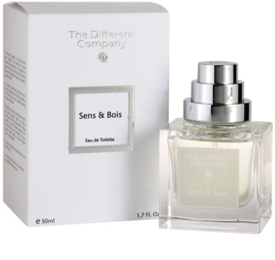 The Different Company Sens & Bois eau de toilette para mujer 1