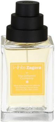 The Different Company White Zagora Eau de Toilette para mulheres  recarregável 2