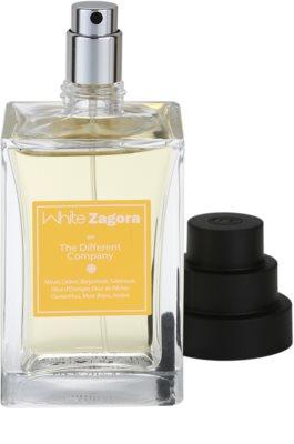 The Different Company White Zagora Eau de Toilette para mulheres  recarregável 3