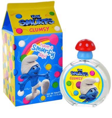 The Smurfs Clumsy Eau de Toilette für Kinder