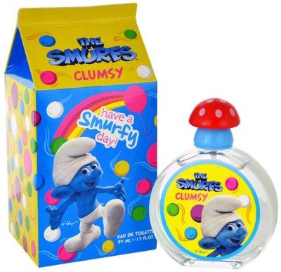 The Smurfs Clumsy Eau de Toilette para crianças