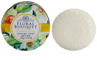 The Somerset Toiletry Co. Floral Bouquet Daffodil Flower săpun de lux 1