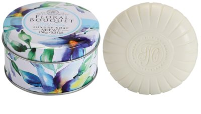The Somerset Toiletry Co. Floral Bouquet Wild Tulip luxusné tuhé mydlo