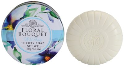 The Somerset Toiletry Co. Floral Bouquet Wild Tulip високоякісне тверде мило 1