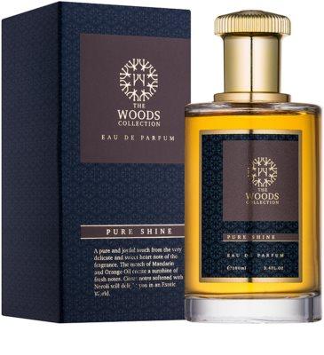 The Woods Collection Pure Shine Eau de Parfum unissexo 1