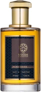 The Woods Collection Pure Shine Eau de Parfum unissexo