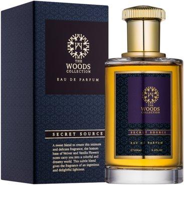 The Woods Collection Secret Source Eau de Parfum unisex 1