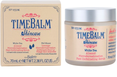 theBalm TimeBalm Skincare Almond Microdermabrasion Face Exfoliating Scrub Gesichtspeeling