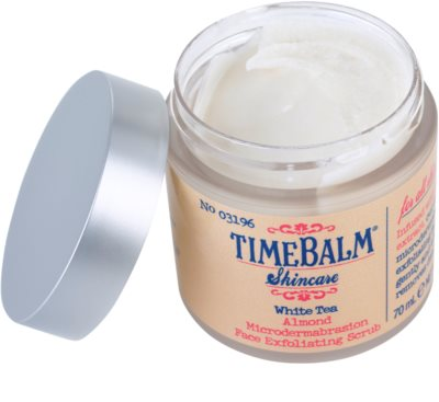 theBalm TimeBalm Skincare Almond Microdermabrasion Face Exfoliating Scrub Gesichtspeeling 2