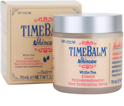theBalm TimeBalm Skincare Almond Microdermabrasion Face Exfoliating Scrub Gesichtspeeling 3