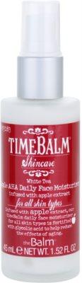 theBalm TimeBalm Skincare Apple AHA Daily Face Moisturizer hydratační emulze 1