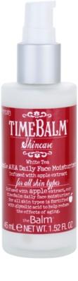 theBalm TimeBalm Skincare Apple AHA Daily Face Moisturizer hydratační emulze 2