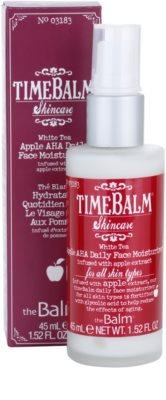 theBalm TimeBalm Skincare Apple AHA Daily Face Moisturizer hydratační emulze 3