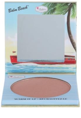 theBalm Balm Beach Blush rezistent 1