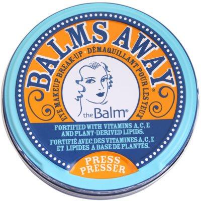 theBalm Balms Away demachiant pentru ochi 1