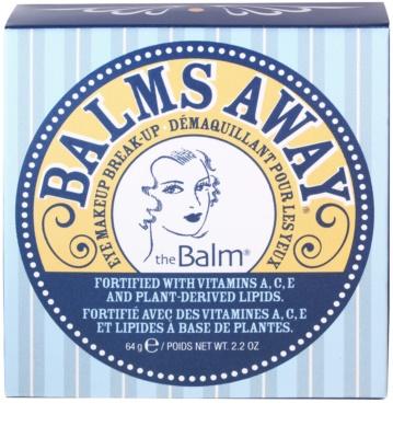 theBalm Balms Away demachiant pentru ochi 2