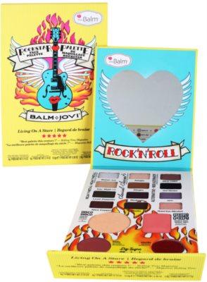 theBalm BalmJovi paleta pentru un star rock!