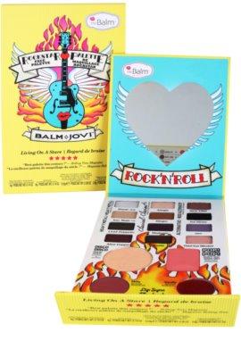 theBalm BalmJovi paleta pro rockové hvězdy!