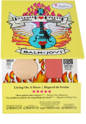 theBalm BalmJovi paleta pro rockové hvězdy! 2