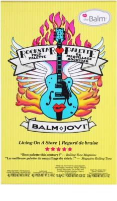 theBalm BalmJovi paleta pro rockové hvězdy! 3