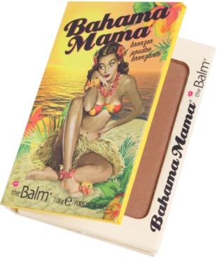 theBalm Bahama Mama bronzer, senčilo za oči in puder za konture v enem 2