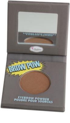 theBalm Brow Pow pudra  pentru sprancene 1