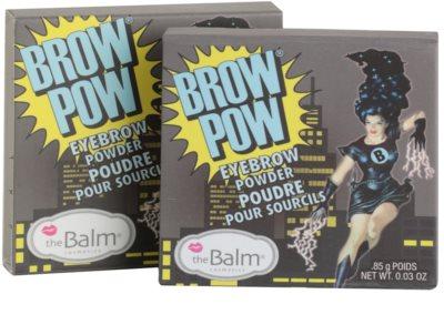 theBalm Brow Pow Puder für die Augenbrauen 3