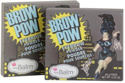theBalm Brow Pow pudra  pentru sprancene 3
