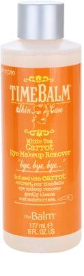 theBalm TimeBalm Skincare Carrot Eye Makeup Remover засіб для зняття макіяжу з очей для нормальної та змішаної шкіри 1