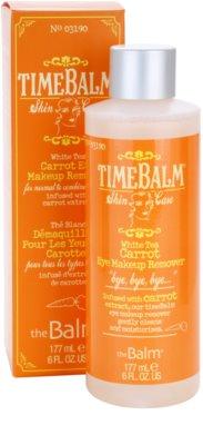 theBalm TimeBalm Skincare Carrot Eye Makeup Remover засіб для зняття макіяжу з очей для нормальної та змішаної шкіри 2