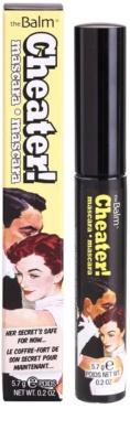 theBalm Cheater! Mascara für Volumen
