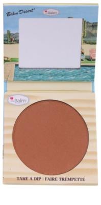 theBalm Desert bronzer 1