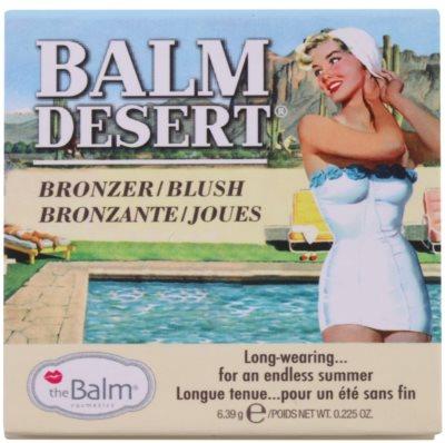 theBalm Desert bronzer 2