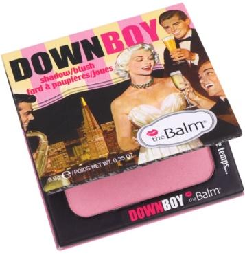 theBalm DownBoy rdečilo in senčilo za oči v enem 2