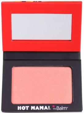 theBalm Hot Mama! colorete y sombra de ojos en un solo producto 1