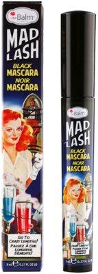 theBalm Mad Lash máscara voluminizadora de pestañas